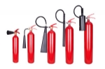 CO2 Fire Extinguisher (Alloy Steel)