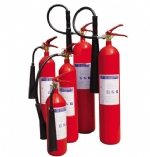 CO2 Fire Extinguisher (Carbon-Steel)