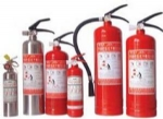 CE dry powder fire extinguisher